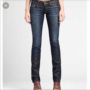 Lucky Brand Zoe Straight Leg Jeans